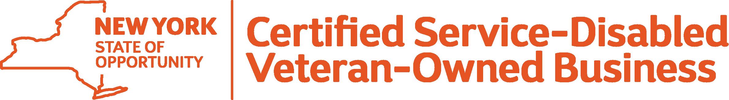 Certified SDVOB Logo